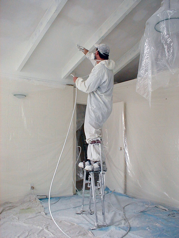Full range of Ceiling Restoration services